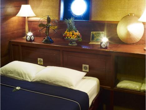 Bassac Cruise Cabin