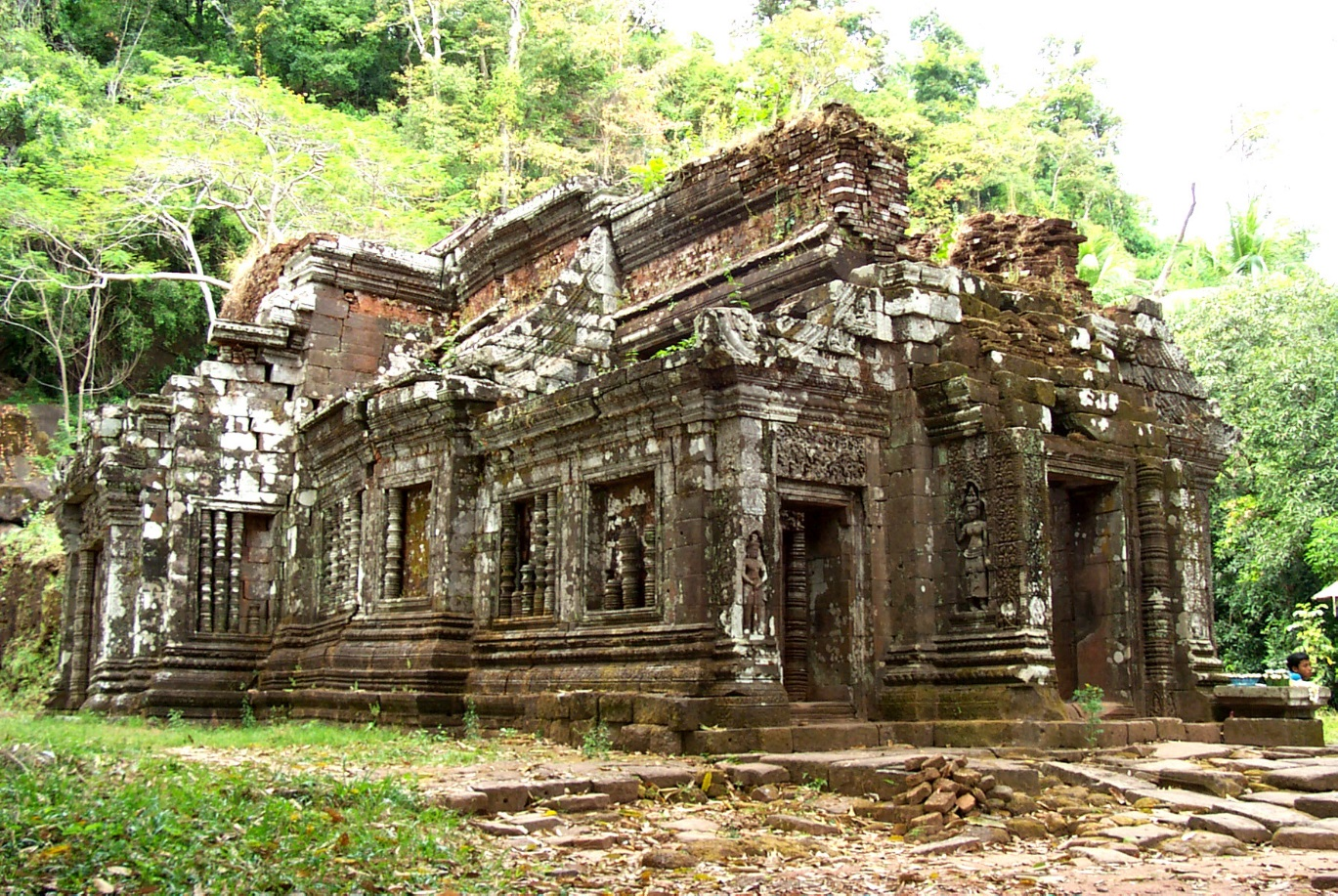 Wat Phou – a Khmer temple