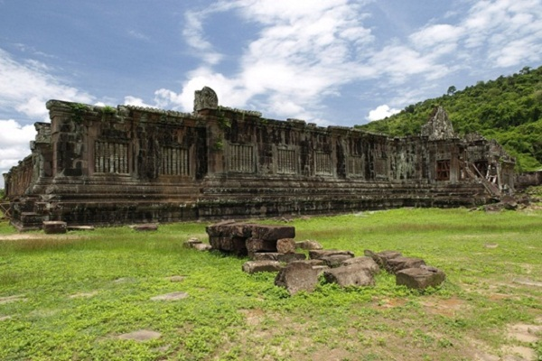 Wat Phou - a World Heritage Site