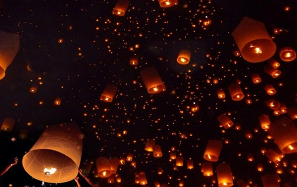 The Naga Fire Ball festival – one of the most unique festivals in Thailand
