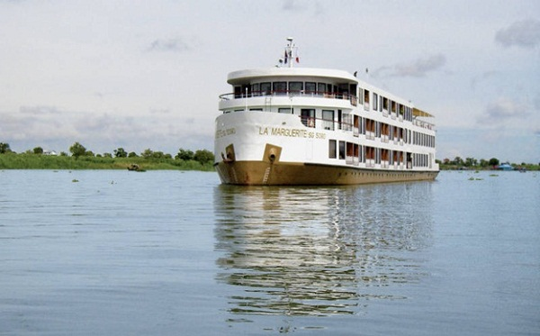 RV La Marguerite Cruise, the best Luxury Mekong River Cruise