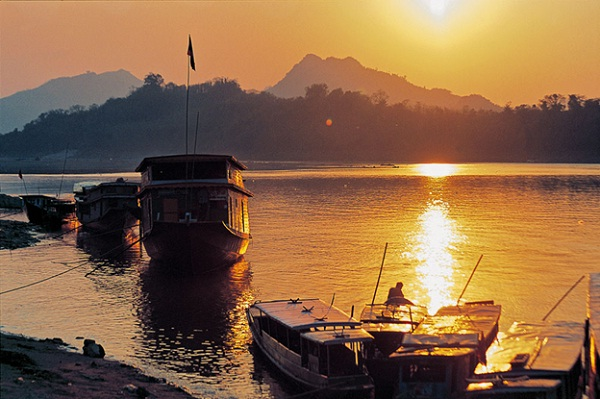 Vat Phou Cruise will finish in Pakse, Laos