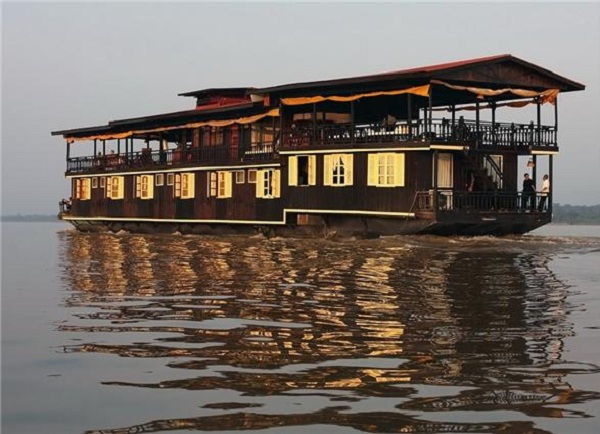 Vat Phou Cruise, unique cruise on the Mekong River in Laos