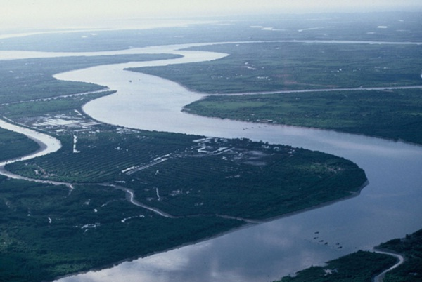 "Mekong River – ""Mother River of Southeast Asia"""