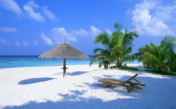 Stunning Bai Sao Beach