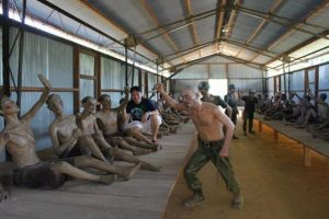 Cay Dua Prison where Vietnamese patriotic soldiers suffered brutal tortures