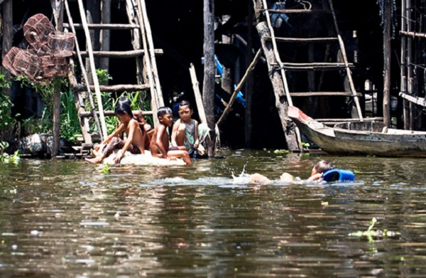 Snap-Press-Click: Travelogue - Cambodia
