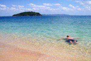 Turquoise Blue Sea