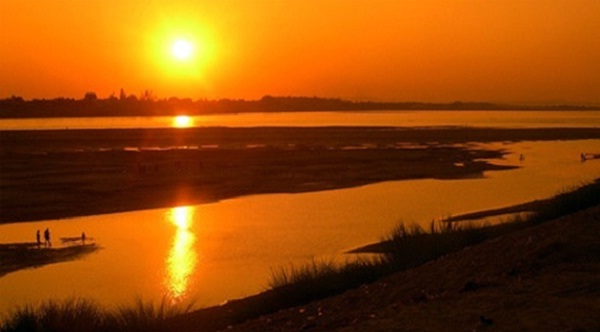 Mekong – the River of a true Southeast Asia.