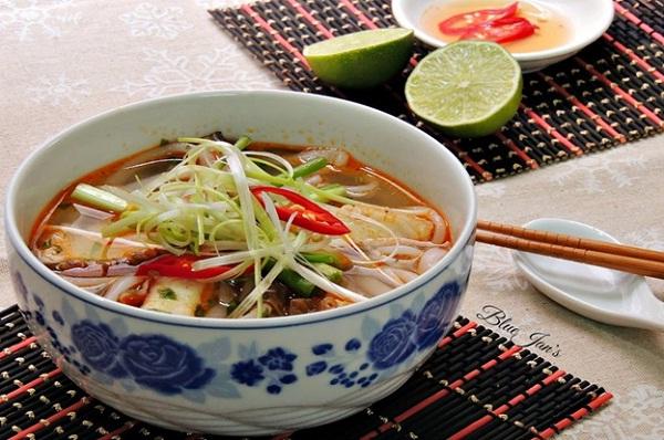 Loc fish noodle