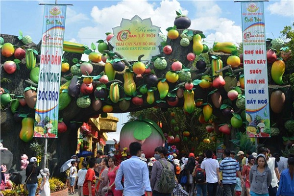 The Fruit Festival