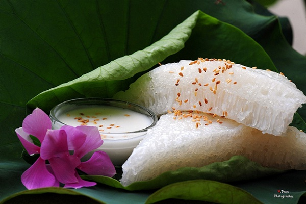 Banh bo is another symbolic cake of Southwest of Vietnam