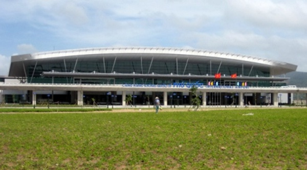Phu Quoc International Airport is modernly built to serve tourists