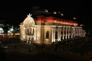 Big Opera House in Ho Chi Minh City