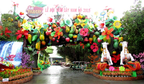 Fruit Festival gate