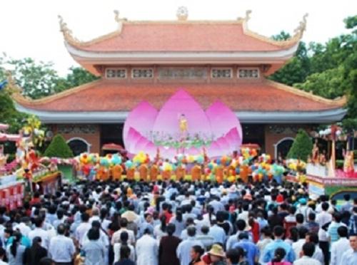 Hoang Phap Pagoda, HCMC
