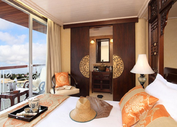 Relax in a luxury room