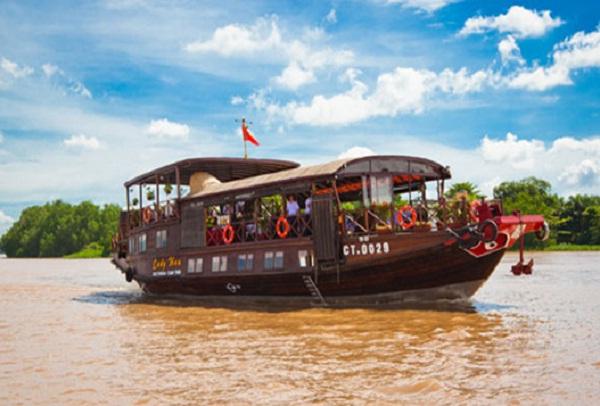 Scenic Victoria Boat