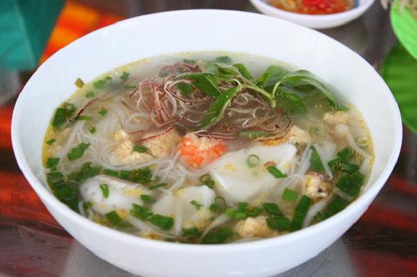 """""""Rach Gia"""" fish noodle"""