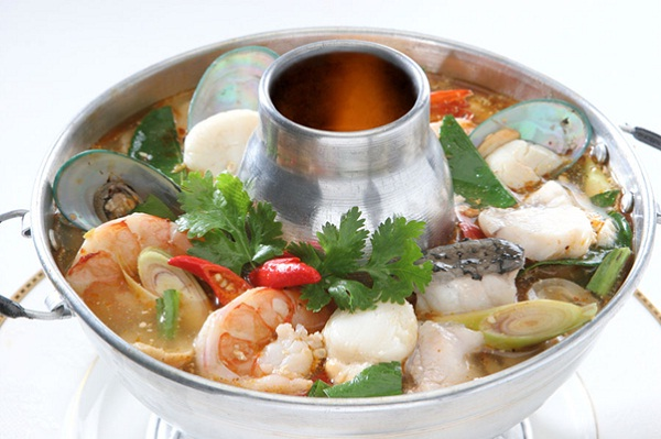 Thai hotpot