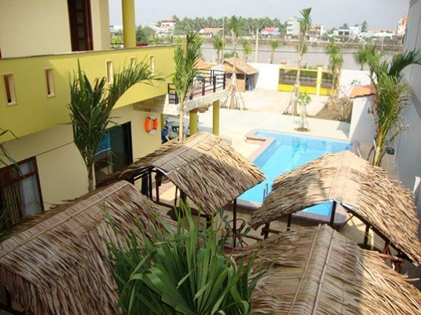 Hotels in Ben Tre