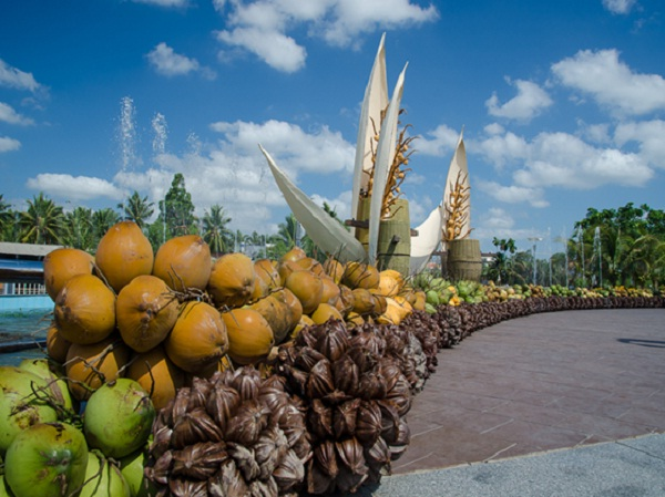 Ben Tre – coconut land