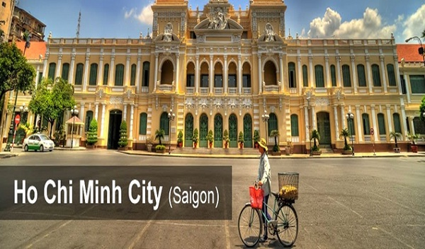 Ho Chi Minh City itinerary
