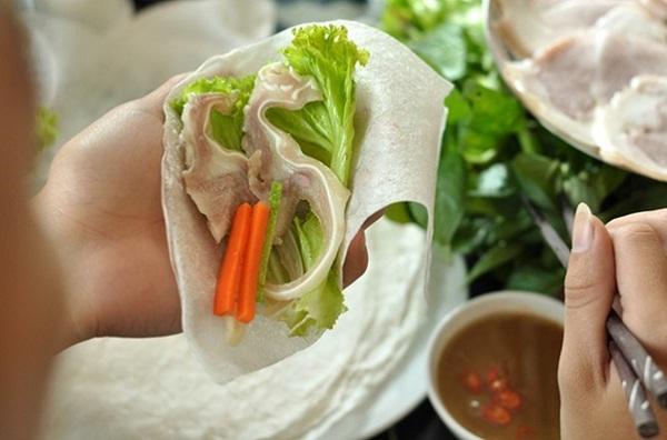 Trang Bang rolls