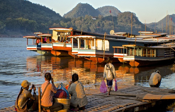 The Mekong-dreamlike area