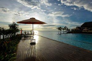 Wonderful view at Chen Sea Resort & Spa
