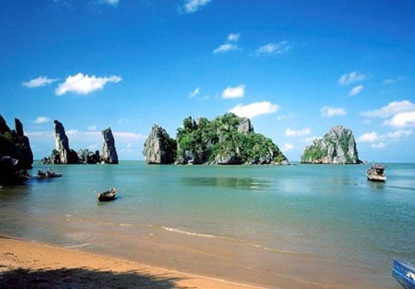 Hon Son islands