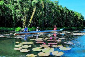 Floating Village Tan Lap, Long An
