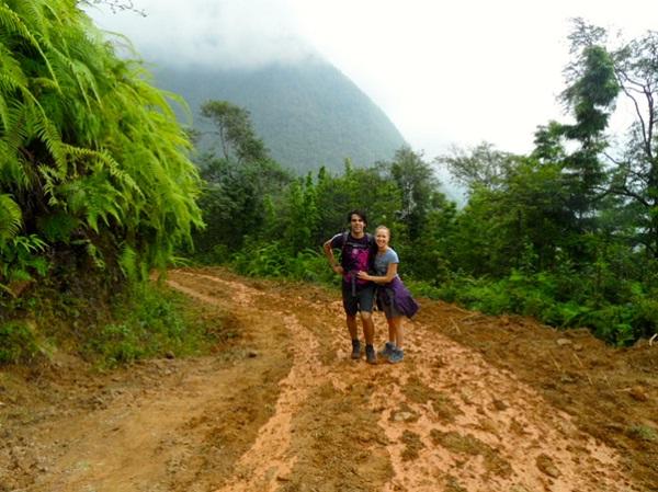 Go trekking in Sapa