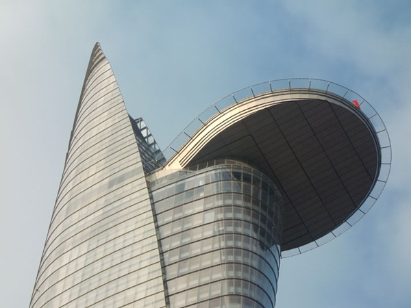 Bitexco - The tallest and most impressive building in Ho Chi Minh City