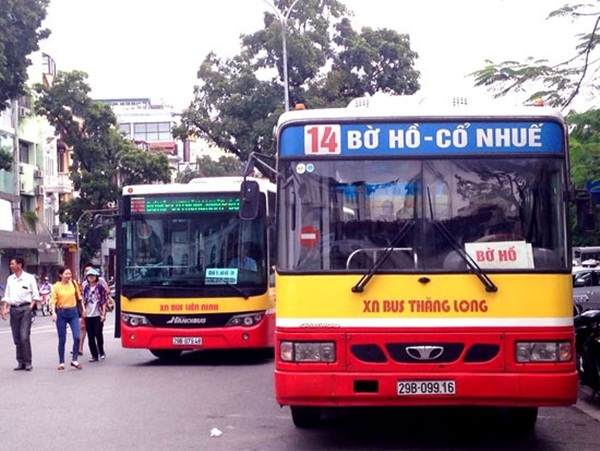 Tips for taking buses in Hanoi