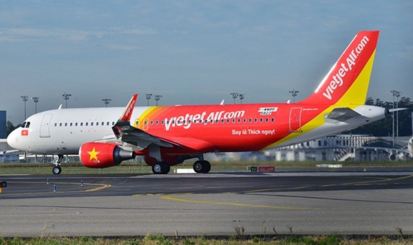 Planes of Vietnam Airline