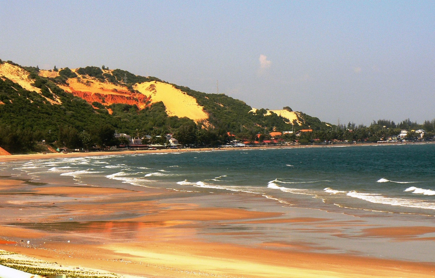 Beautiful beaches in Mui Ne