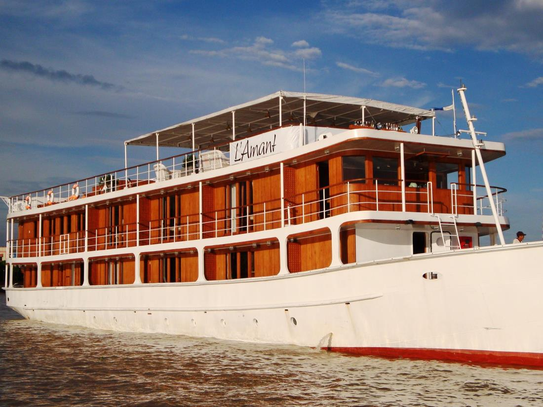 L'amant Cruises-one of the most luxury Mekong river boats