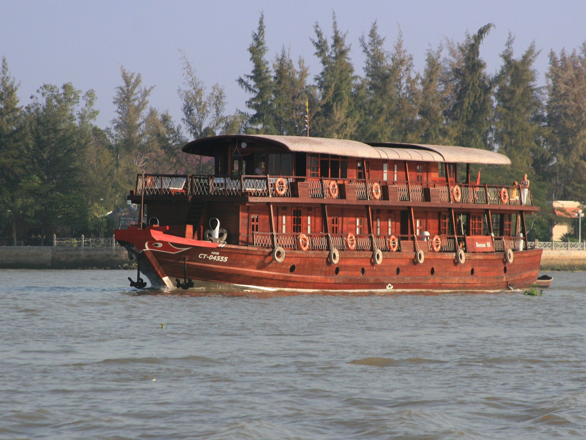 Le Cochinchine Cruise on Mekong river