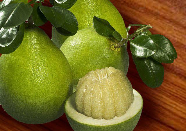 Grapefruit Nam Roi is the branch of Vinh Long's fruit