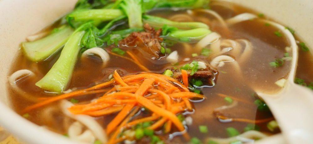Man Hao Ji Noodle Shop