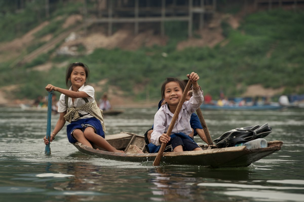 Discover daily life along the Mekong River