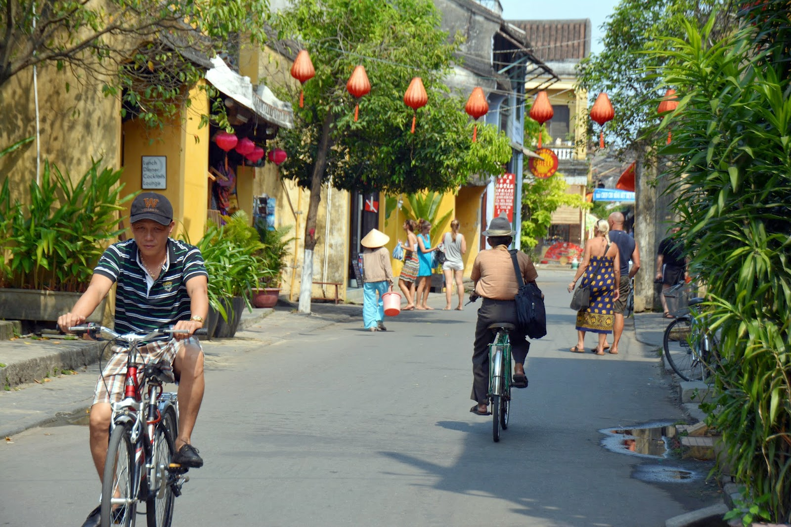 Hoi An's weather in November