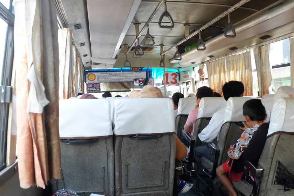 Bus No 13