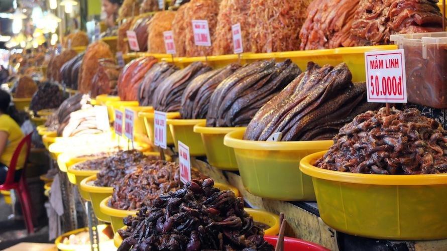 Chau Doc market