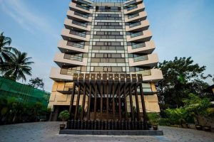 Parami hotel- one of the most well
