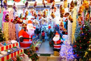 Where to buy decorations for Christmas tree
