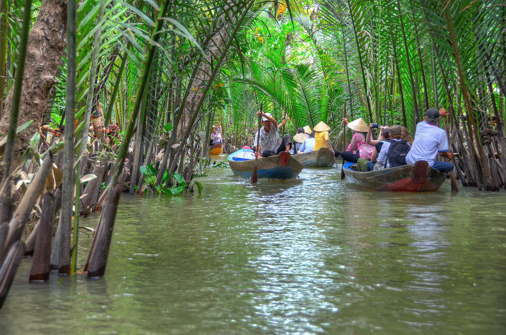 Best way to explore Ben Tre