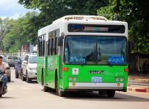 Bus to Patuxai