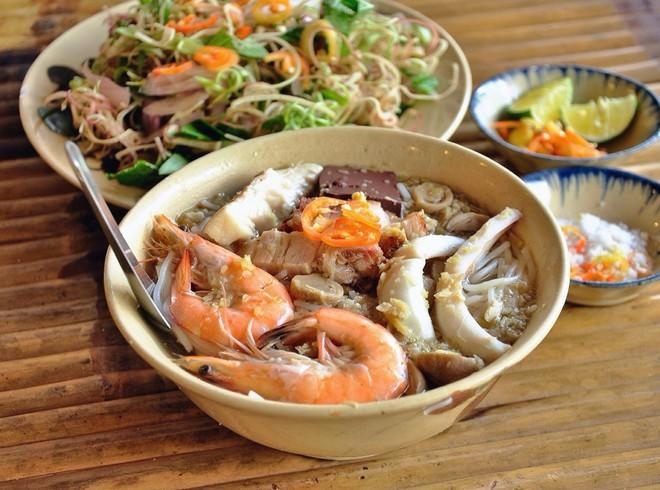 Dishes to try in Chau Doc